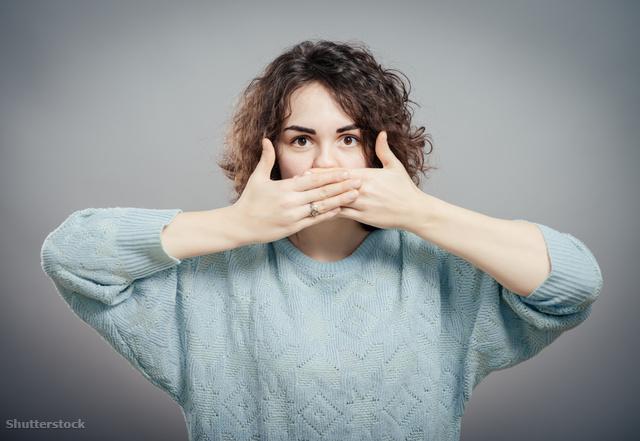 rothadás a belekben a száj szaga