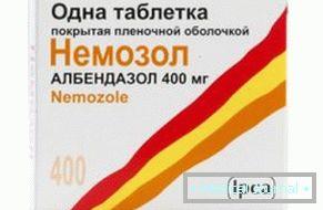 kerekféreg újszülöttek kezelésében)