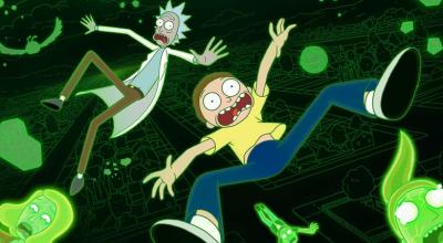 Rick and morty parazita sorozat