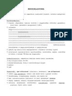 a nyaki platyhelminthes jellemzőinek táblázata)