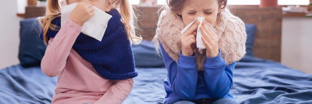 allergia gyermekkori giardiasissal