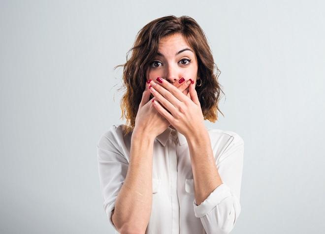 milyen szag legyen a szájból