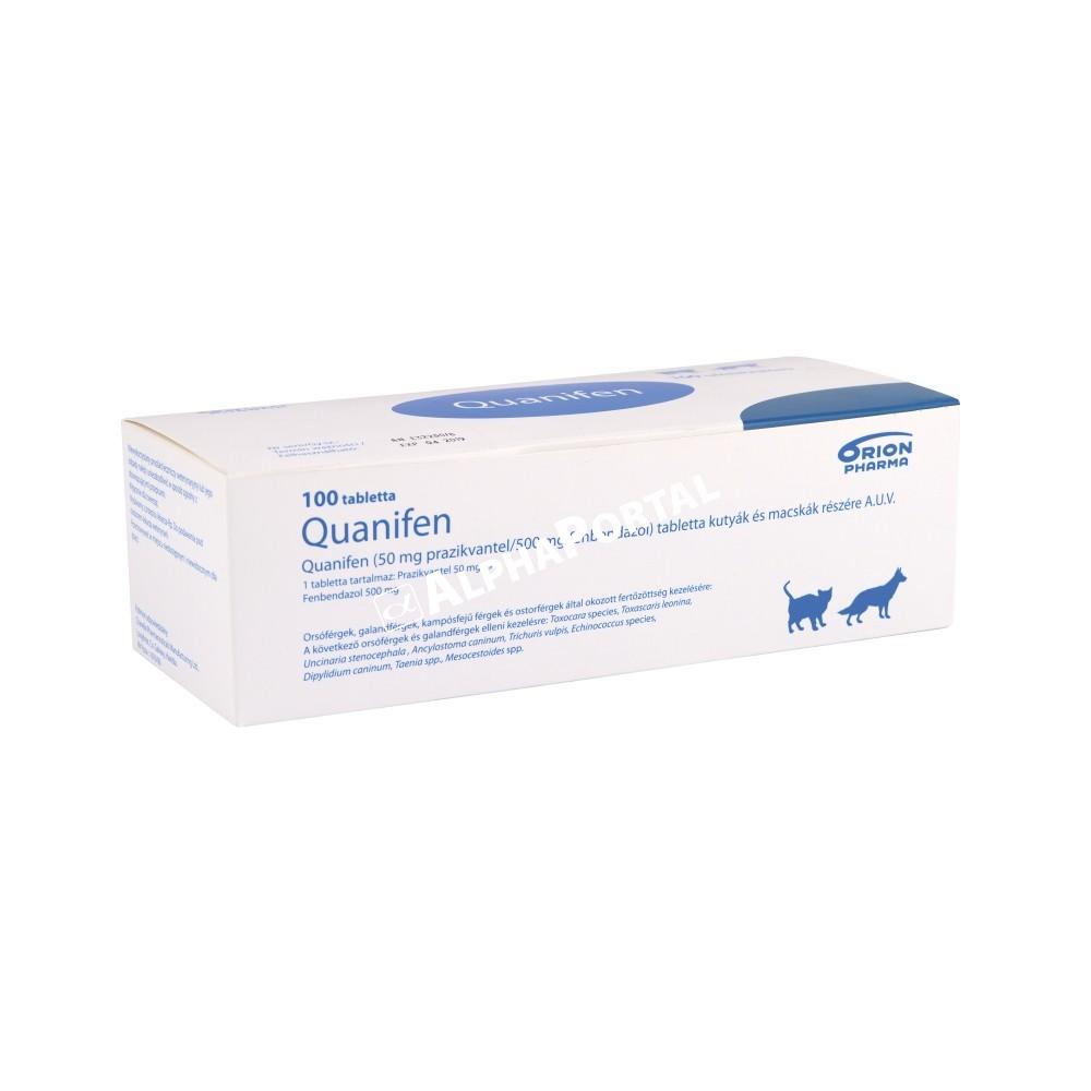 férgek elleni gyógyszerek