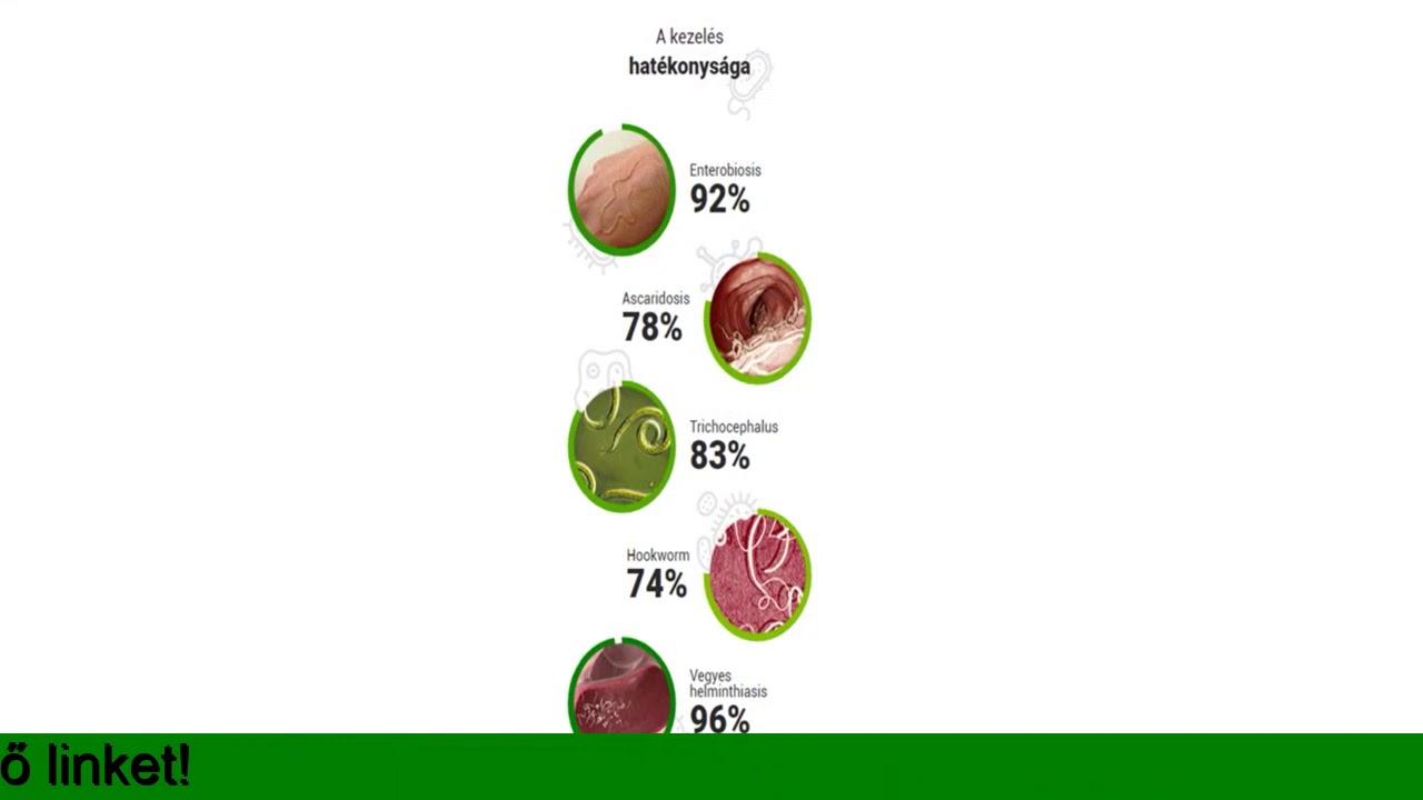 Megbízható gyógyszer a helminták ellen - Helminthiasis gyógyszerek felnőtteknél