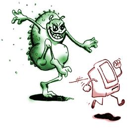 Vírusok - Mi a féreg?