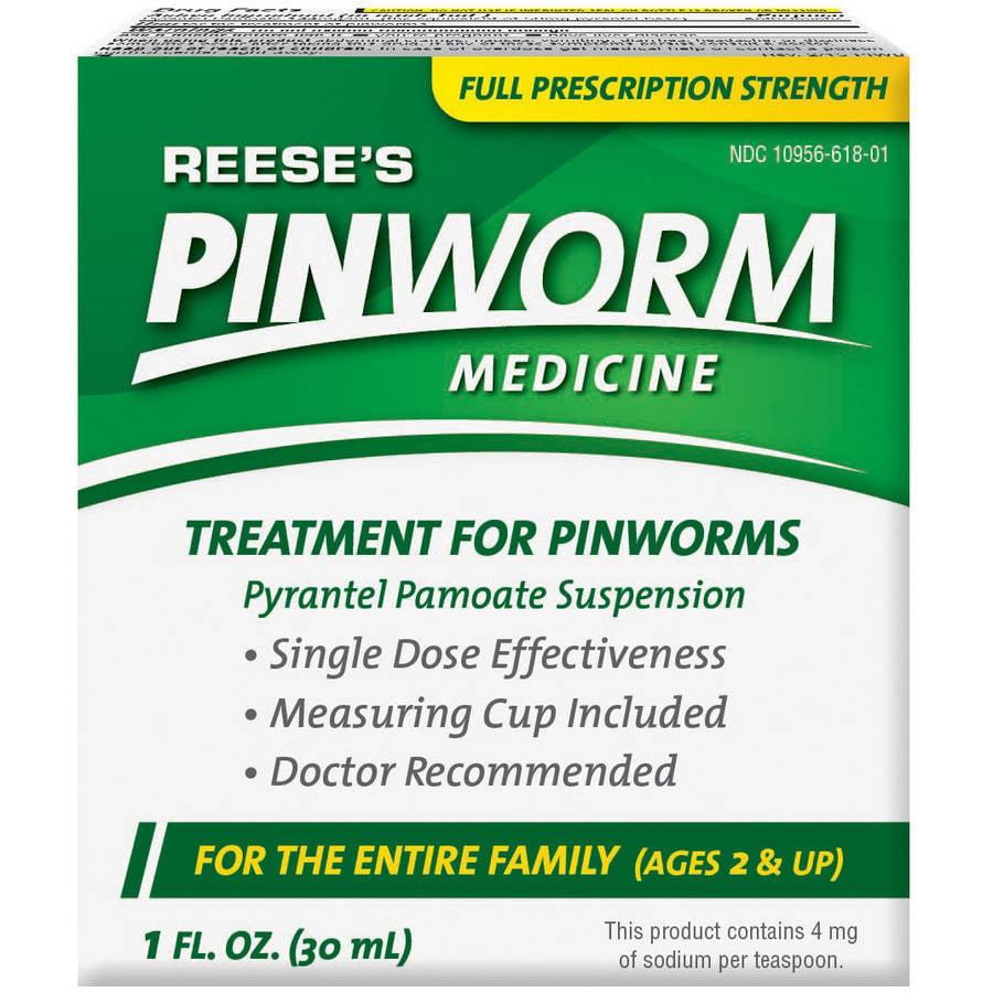 pinworm vermox)