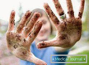 helminth fertőzések emberben