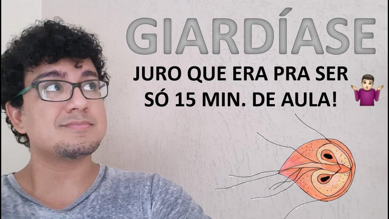 Alpha Normix és Giardiasis