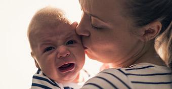 Baba hasfájás: tünetek, okok, kezelés