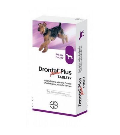 Dehinel Plus Flavour tabletta kutyák számára x | Krka Magyarország