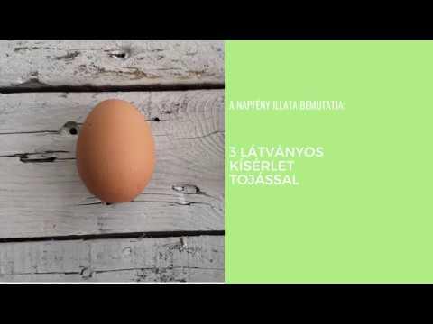 lehetséges giardiasisos tojások esetén)