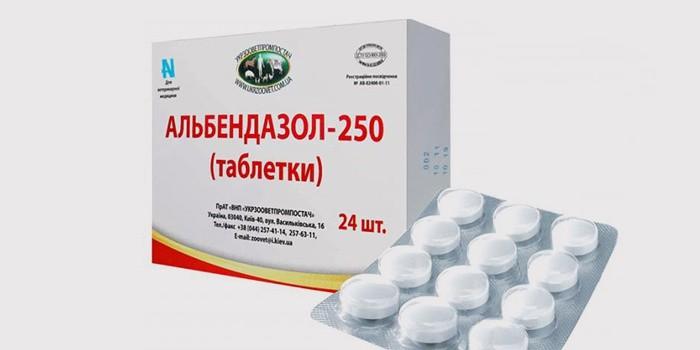 féregfertőzéses gyógyszerek