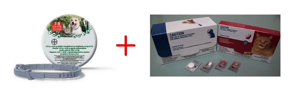 Féreghajtó Tabletta
