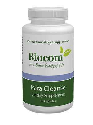 megtisztítja a méreganyagok testét a paraziták toxinjaitól
