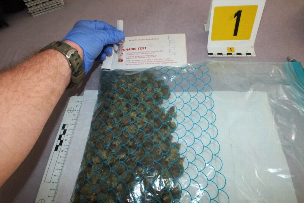 Kábítószerekkel kapcsolatos figyelmeztetés