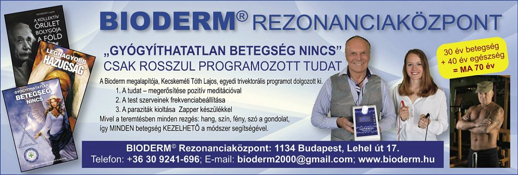 Dr. Zapper beépített programok