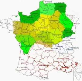 a trichinella földrajzi eloszlása)