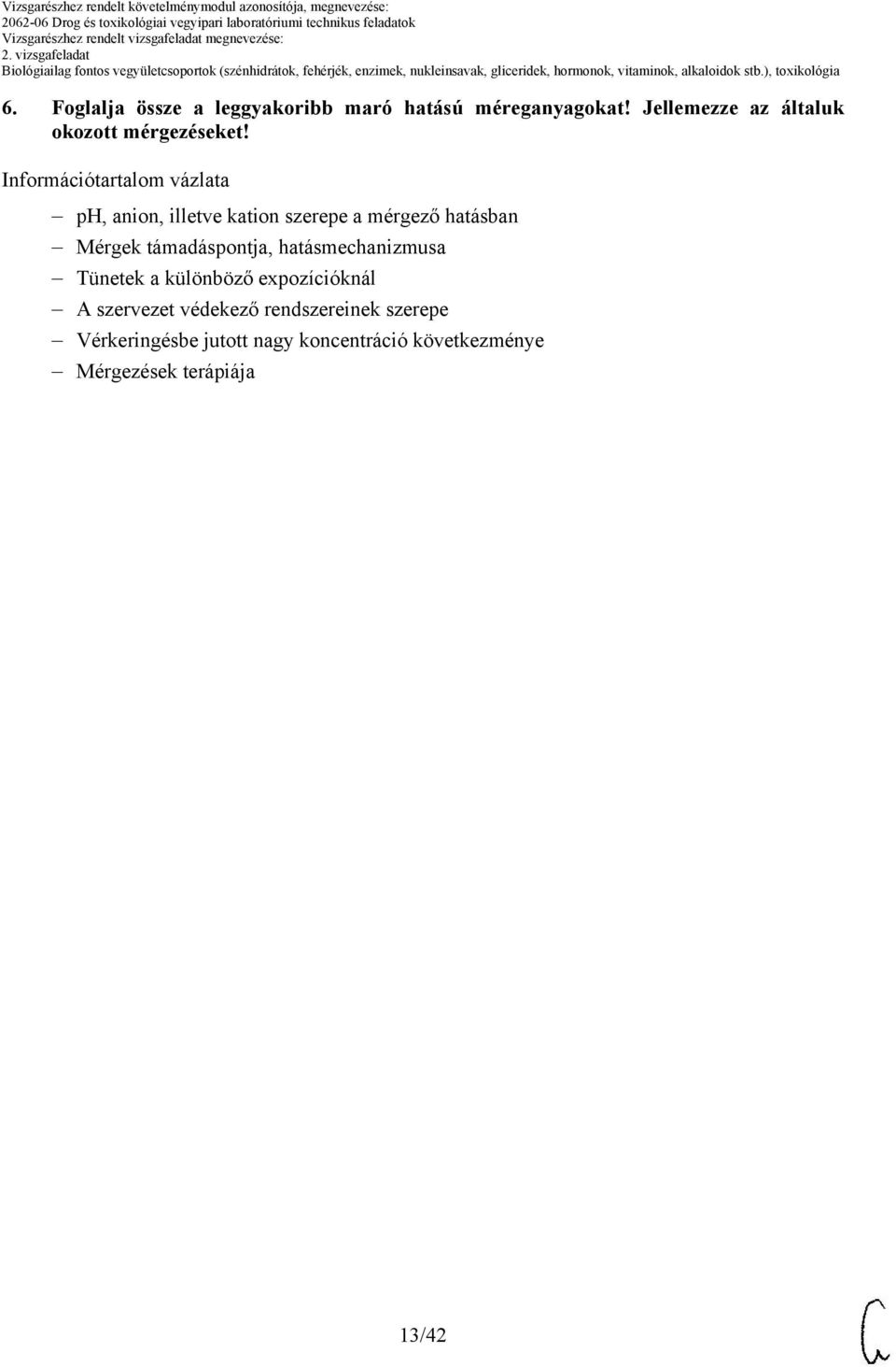 analóg a drog mérgező)