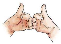 Májra és Májproblémák esetén használható Mudrák – Gyógyító kéztartások