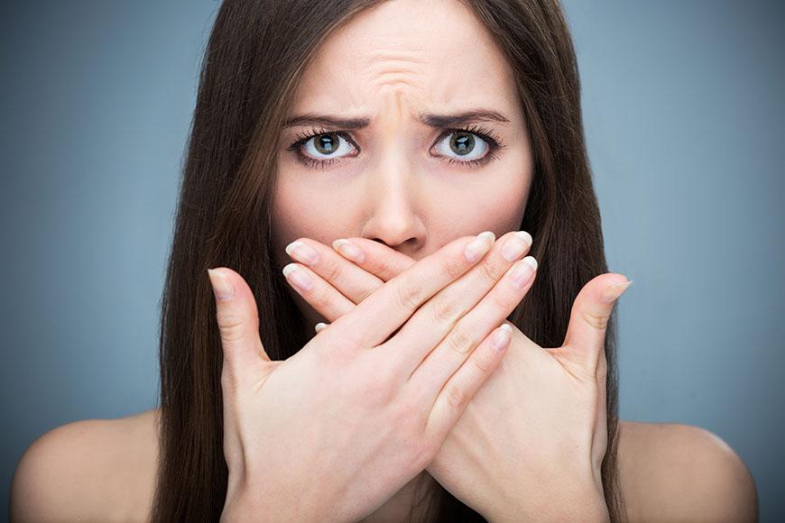 gyógyszer szaga a szájból okokat és kezelést