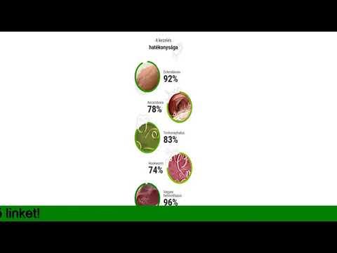 paraziták kezelése biorezonancia áttekintésekkel