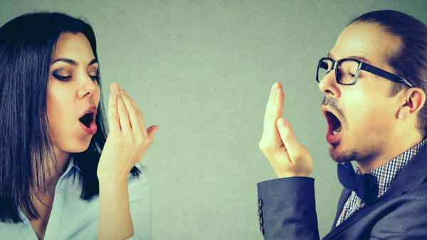 hogyan és hogyan lehet eltávolítani a rossz leheletet