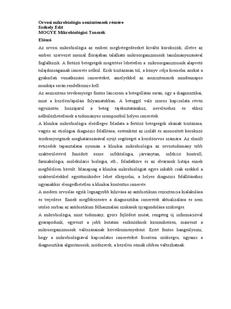 az ureaplasma megengedett aránya férfiaknál)