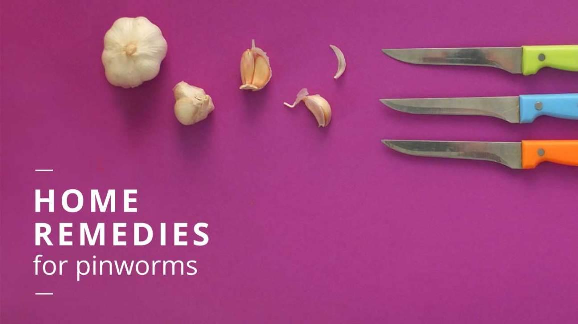 A pinworms károsítják a testet)