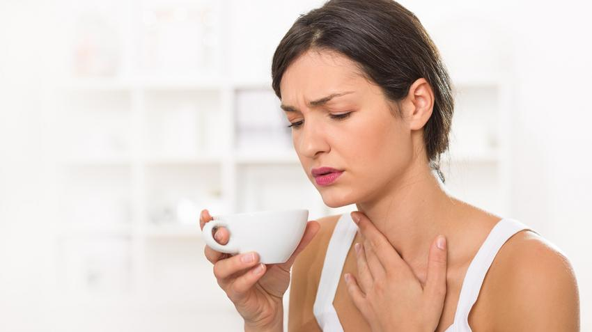 Rossz lehelet a torkától, Rekedt? Fáj a torka? Lehet, hogy a reflux jelentkezik   smartest.hu