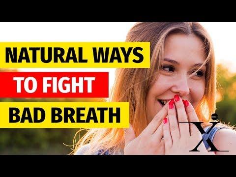a rossz lehelet megszabadulni a gyógymódoktól szag egy fiatal lány szájából