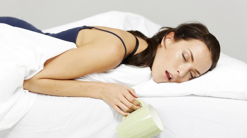 alvás után a szájszagtól
