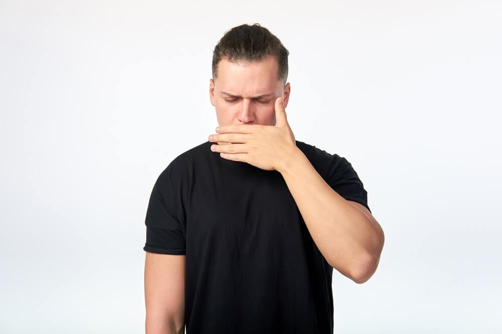 az aceton szájából fakadó szag oka