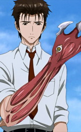 parazita anime felszabadulásának dátuma)