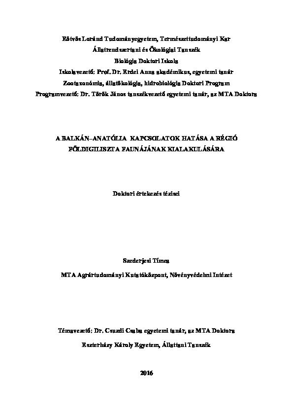 anyag biológiai nemathelminthes