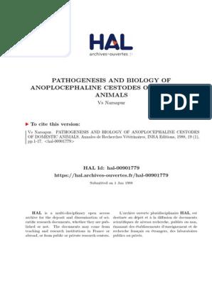 helmint és protozoán vizsgálatok)