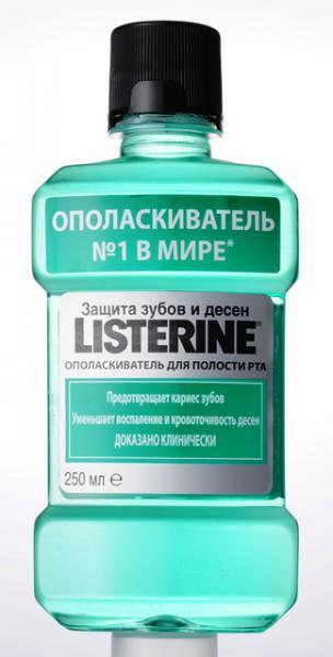 Listerine a rossz lehelet véleményekből