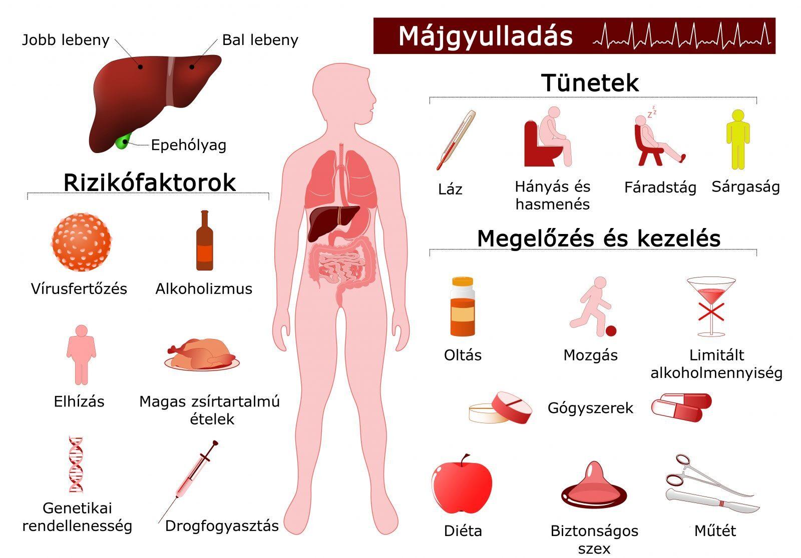 Worms - tünetek és kezelés egy felnőttnél - A testen